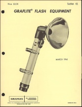 Graflex Graflite Flash Handle Service Manual