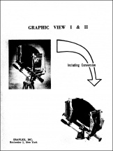 Graflex Graphic View Service Manual