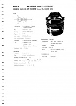 Minolta AF 16mm f2.8 Fisheye Service Manual