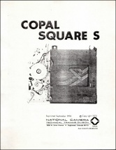 Copal Square-S Shutter Repair Guide