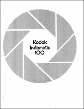 Kodak Instamatic 100 Repair Guide