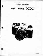 Pentax KX Parts Diagram