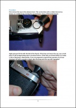 Pentax ME Super Disassembly Tutorial