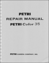 Petri Color 35 Service Manual