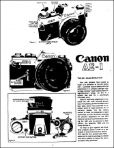 Canon AE-1 Repair Article