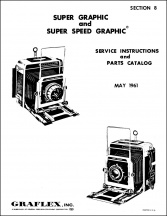 Graflex Super Graphic Service Manual