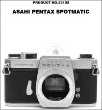 Pentax Spotmatic Service Manual