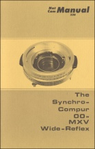 Synchro-Compur Wide Reflex Shutter Supplement