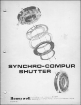 Synchro-Compur Shutter Repair Manual